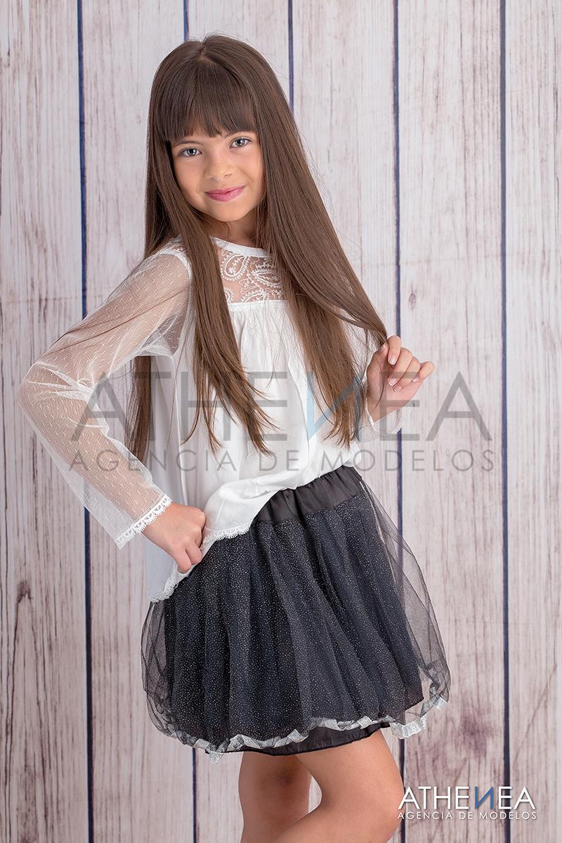 | Athenea Models - Agencia de Modelos
